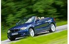 Serienfahrzeuge Cabrios bis 40 000 € - BMW 125i Cabrio