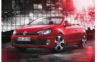Serienfahrzeuge Cabrios bis 40 000 € - VW Golf GTI Cabriolet