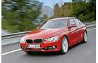 Serienfahrzeuge Limousinen bis 50 000 € - BMW 335i