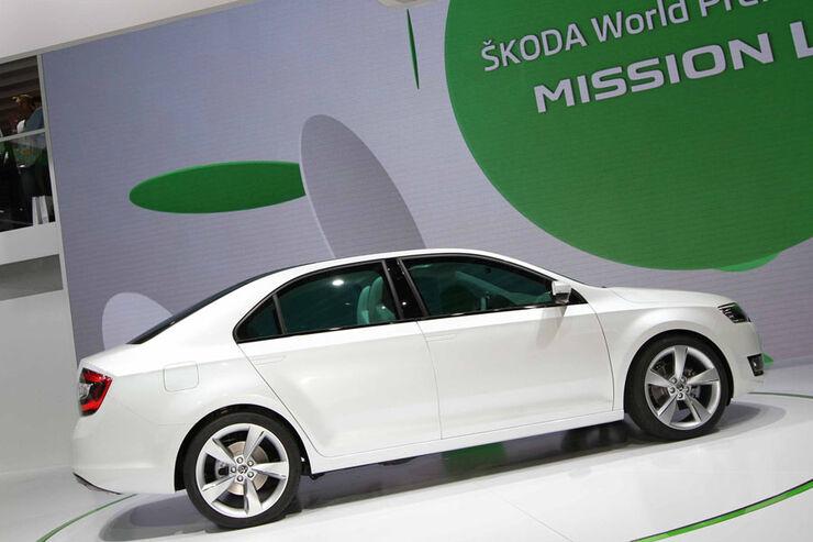 Skoda Mission L IAA