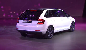 Skoda Rapid Spaceback, IAA