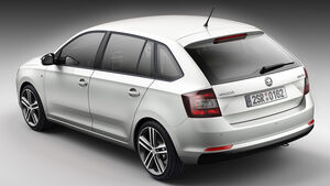 Skoda Rapid Spaceback Sperrfrist 15.7. 2013 13.00 Uhr