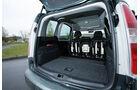 Skoda Roomster Scout 1.6 TDI, Kofferraum