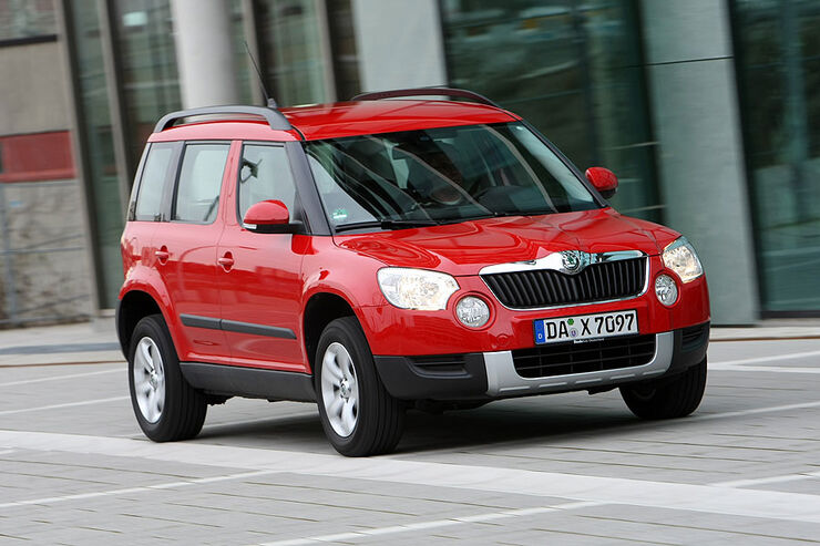 skoda yeti 1 2 tsi im fahrbericht wenig motor viel. Black Bedroom Furniture Sets. Home Design Ideas