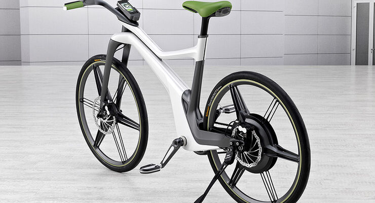 smart elektro fahrrad grace wird smart e bike partner. Black Bedroom Furniture Sets. Home Design Ideas