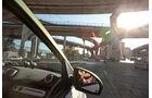 Smart Fortwo ED, Rom, Beton-Viadukt