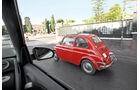 Smart Fortwo ED, Rom, Fiat 500