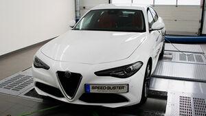 Speed Buster Alfa Romeo Giulia 2.2 JTDm