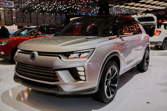 SsangYong SIV-2 concept