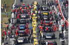 Start DTM Hockenheim Finale 2011