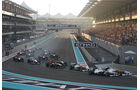 Start GP Abu Dhabi 2011