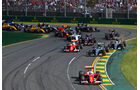 Start - GP Australien 2016