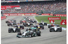 Start - GP Deutschland 2014
