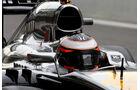 Stoffel Vandoorne - McLaren-Honda - Formel 1 Test - Abu Dhabi - 25. November 2014