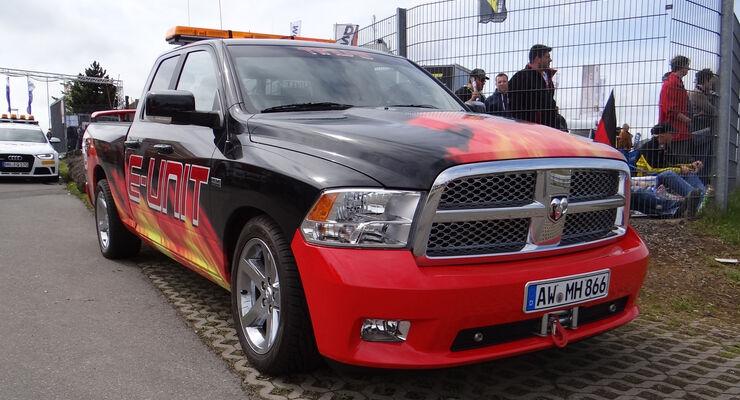Streckensicherung 24h Rennen Nürburgring 2012