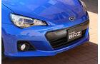 Subaru BRZ, Kühlergrill, Frontscheinwerfer