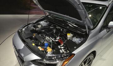 Subaru Impreza 2016 Hatchback, Motor