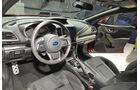 Subaru Impreza 2016 Sedan, Interieur