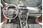 Subaru Impreza 2016 Sedan, Interieur