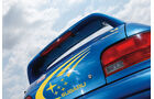 Subaru Impreza GT, Heckspoiler