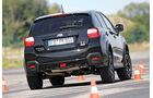 Subaru XV 2.0D Exclusive, Slalom