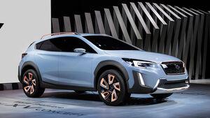 Subaru XV Concept Genf 2016