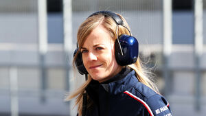 Susie Wolff - Williams - 2013
