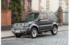 Suzuki Jimny Sondermodell Style