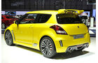 Suzuki Swift S-Concept, Messe, Genf, 2011