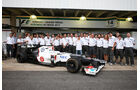 Team Sauber GP Brasilien 2012
