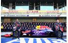 Teamfoto - Red Bull - Formel 1 - 2015