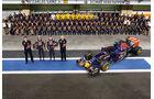 Teamfoto - Toro Rosso - Formel 1 - 2015