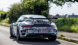 Techart GT Street R auf Porsche 911 Turbo-Basis