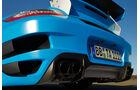 Techart GTStreet RS, Auspuff, Endrohre