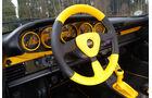 Techart-Porsche 964 Speedster, Cockpit