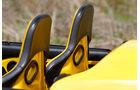 Techart-Porsche 964 Speedster, Kopflehne