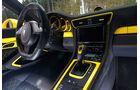 Techart-Porsche 991 Carrera S, Cockpit, Lenkrad