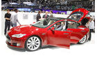 Tesla, Model S, Autosalon Genf 2012