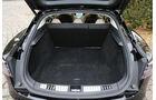 Tesla Model S, Kofferraum, Ladefläche