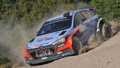 WRC Rallye Italien 2016
