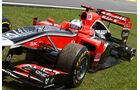 Timo Glock GP Brasilien 2011