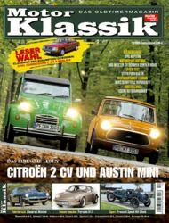 Titel Motor Klassik, Heft 12/2006