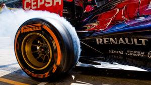 Toro Rosso - Renault - 2015