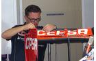 Toro Rosso - Technik - GP Spanien 2014