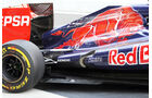 Toro Rosso - Young Driver Test - Abu Dhabi - 8. November 2012