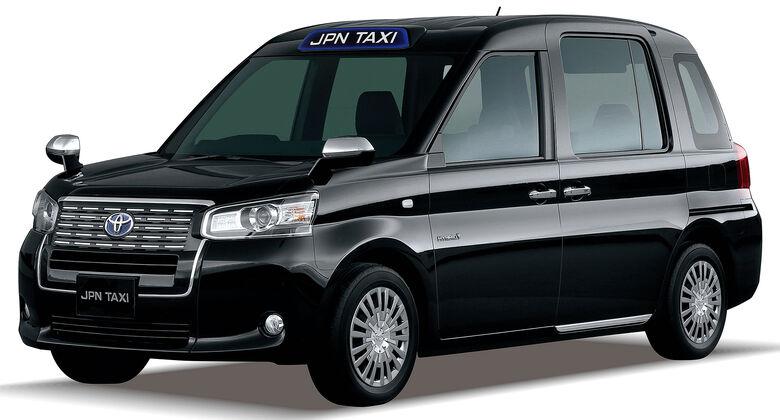 Toyota JPN Taxi 2017