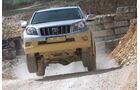 Toyota Landcruiser 3.0 D-4D, Frontansicht