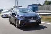 Toyota Mirai, Impression, Fahrbericht