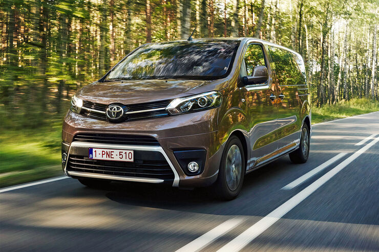 toyota proace verso 2016 im fahrbericht auto motor und. Black Bedroom Furniture Sets. Home Design Ideas