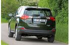 Toyota RAV4 2.2 D-4D AWD Life, Heckansicht